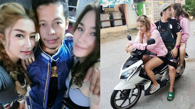 Foto Pria Punya 2 Istri Cantik Jadi Viral, Bisa Hidup Rukun, tapi Jangan Kaget Tahu Jumlah Anaknya!