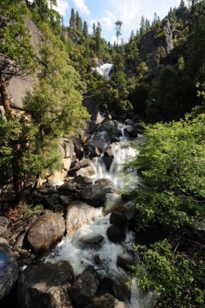 Yosemite Falls Wallpaper Nature Yosemite National Park