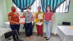 Escolas da rede estadual em Guadalupe recebem chips e kit de material impresso
