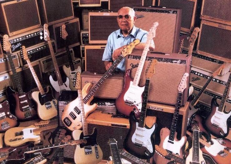 Legado de Leonidas Fender