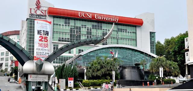 5 منح لدراسة البكالوريوس في جامعة UCSI بماليزيا تشمل تغطية الرسوم الدراسية