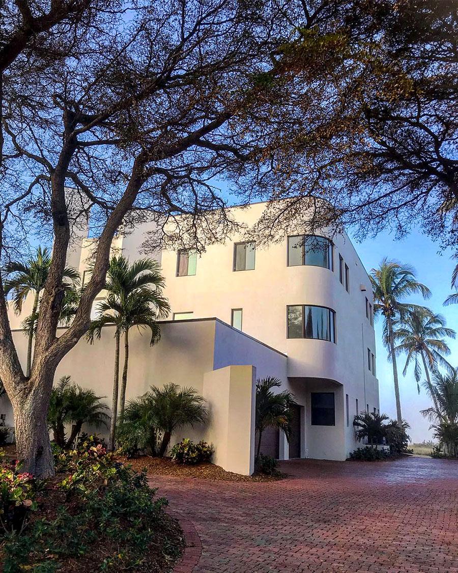 Fint hus på Nokomis Beach, Casey Key