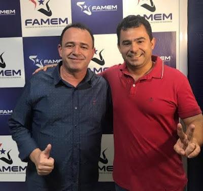 Erlanio Xavier se afasta da presidência da Famem e Eric Costa ...