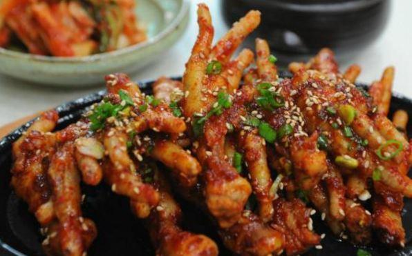 variasi resep ayam ceker