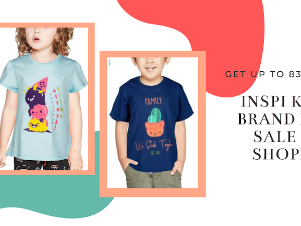 INSPI KIDS Brand Day Sale on Shopee!