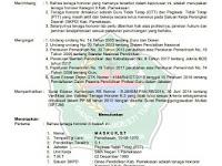 Contoh Draft SK Buapti untuk Honorer Kategori 2
