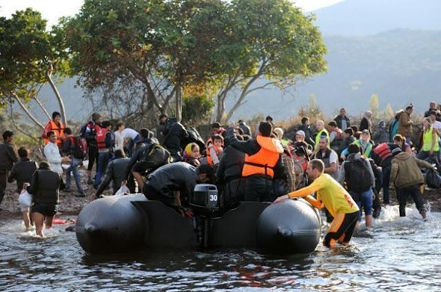 Μεταναστευτικό: 622 νέες αφίξεις το τελευταίο 24ωρο