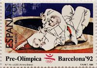 PRE-OLÍMPICA BARCELONA 92. JUDO
