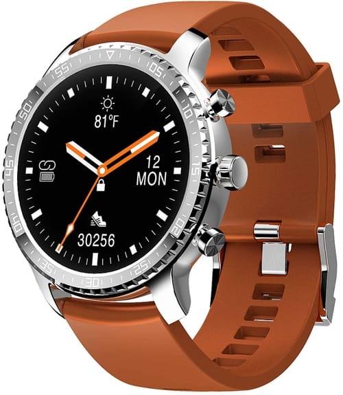 Tinwoo Wireless Charging Health Tracker Smart Watch