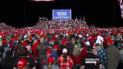 President Trump in Dalton, GA
