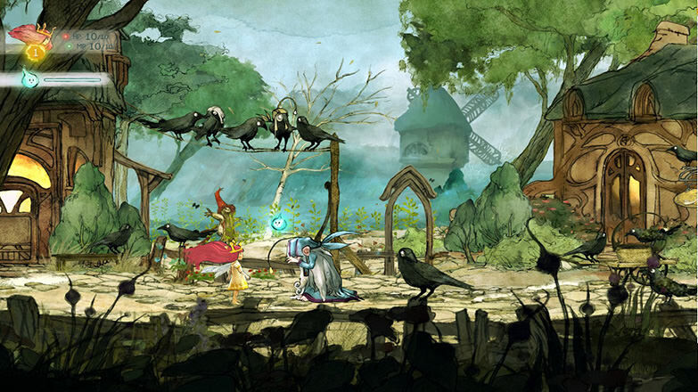 Giveaway: Child of Light - Standard Edition on UPLAY