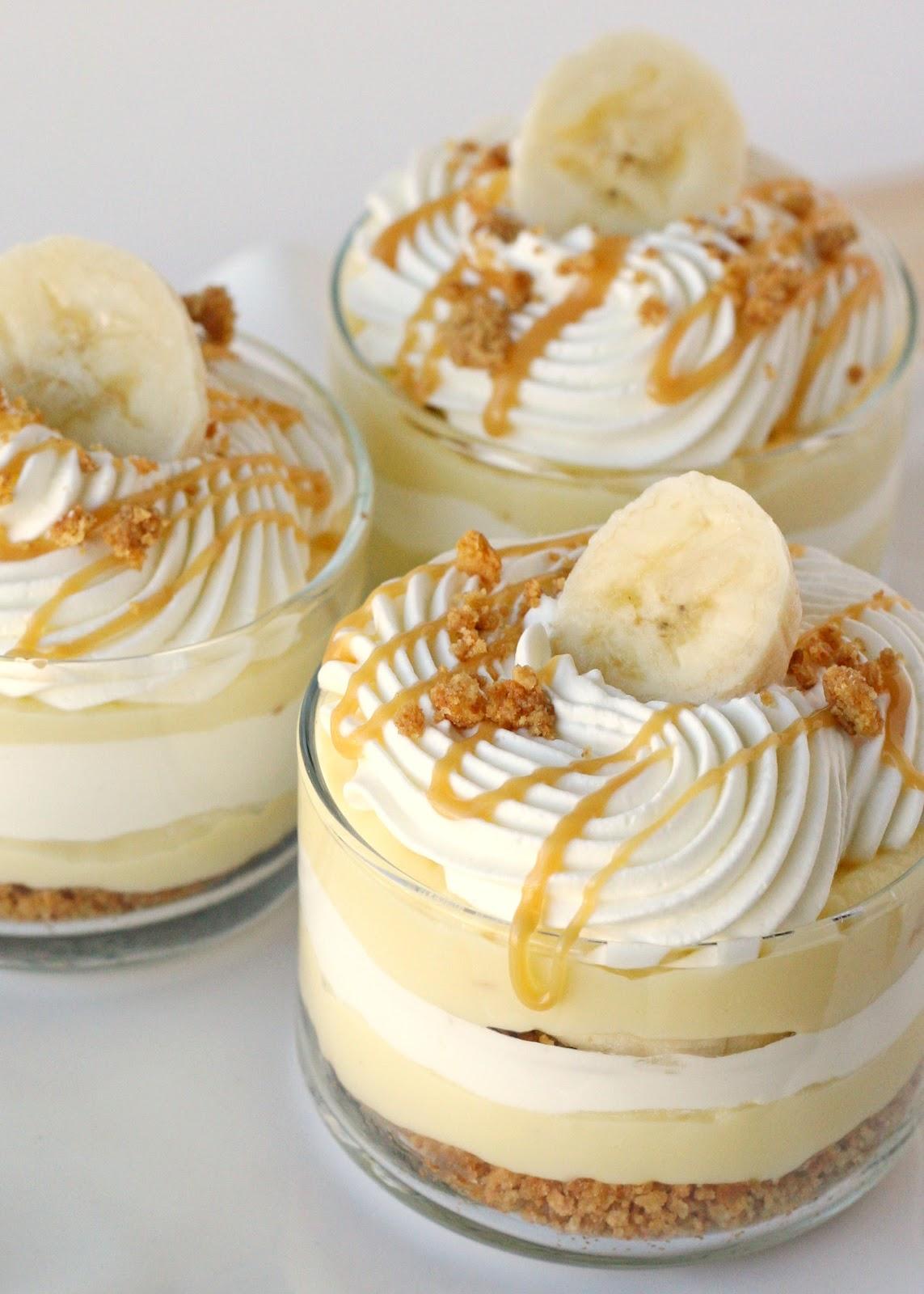 Adenike Salako Blog S World Recipe Banana Caramel Cream