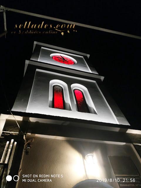 Σελλάδες Άρτας: «Κόσμημα» Το Ρολόι Του Χωριού!