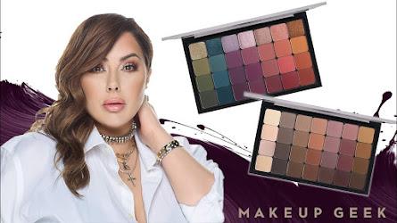 Makeup Geek Rebrand jest lepiej?