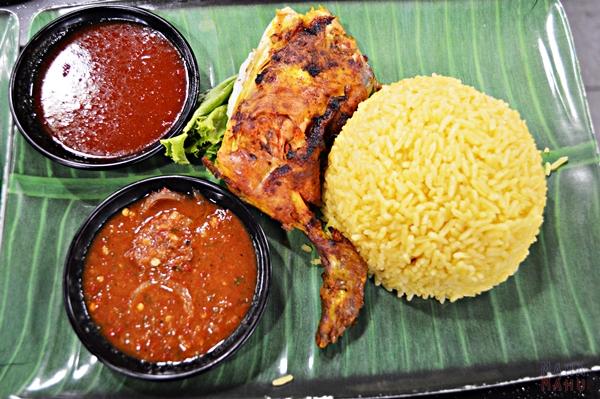 Tempat Makan Best di Shah Alam: tam nasi ayam