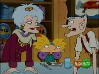 Oye Arnold - La Hermana del Abuelo