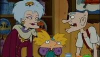 Oye Arnold - La Hermana del Abuelo (Temporada 4 Capítulo 8.1)