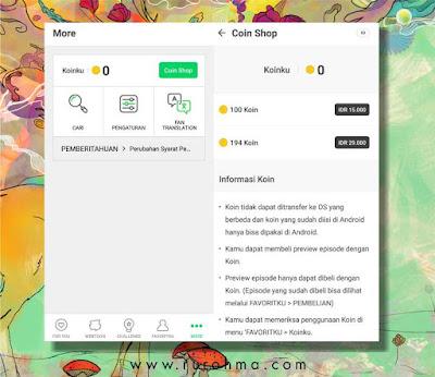 Pengalaman Membaca Webtoon dan Kesulitan Screenshoots Panel