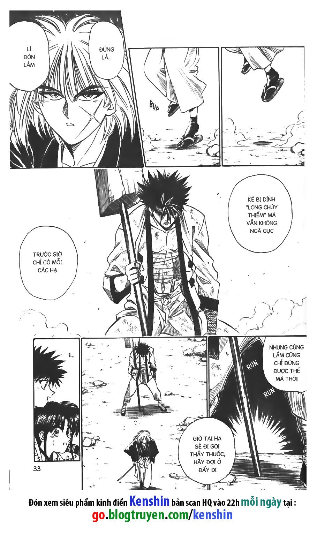 Rurouni Kenshin chap 8 trang 8