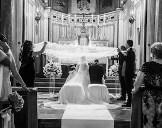 Lo Spirito Santo sugli sposi