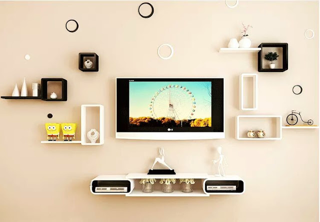 Kệ TV treo tường Deco TV64