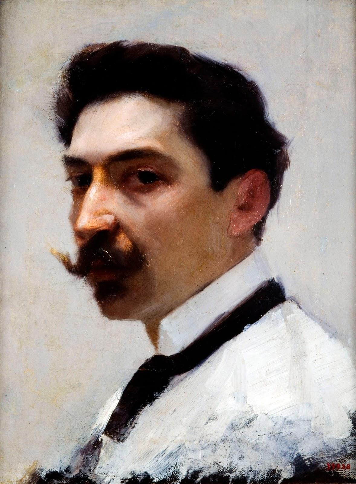 Segundo Matilla y Marina, Pintores Realistas Españoles, Galería de retratos figurativos, Autorretrato, Pintor español, Segundo Matilla