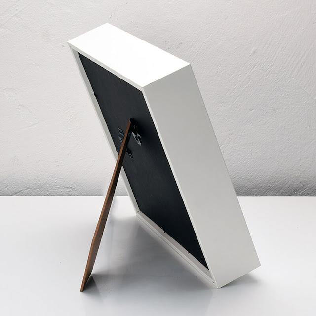 3D Harfli ve Fotoğraflı Işıklı Çerçeve
