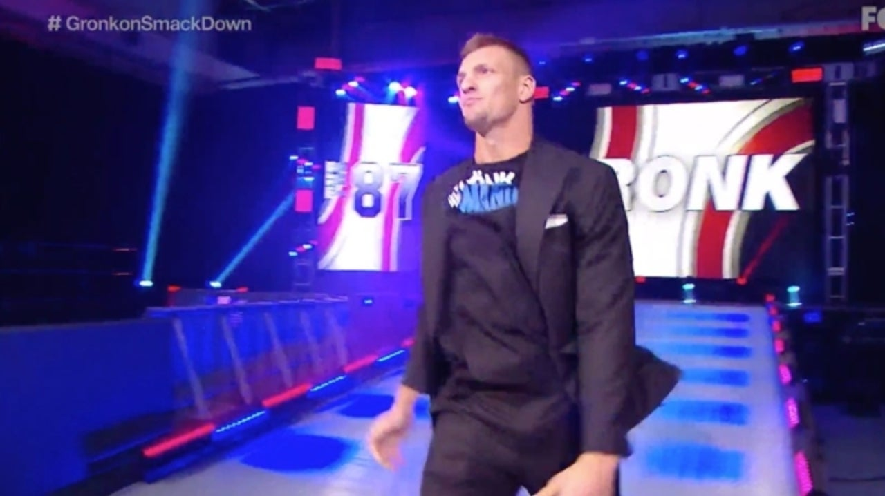 Novos detalhes sobre a saída de Rob Gronkowski da WWE