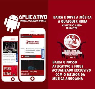 Osvaldo Moniz: Aplicativo oficial Para Android