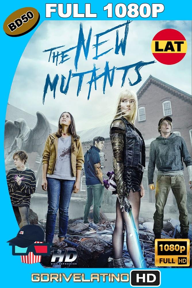 Los Nuevos Mutantes (2020) BD50 FULL 1080p Latino-Ingles ISO