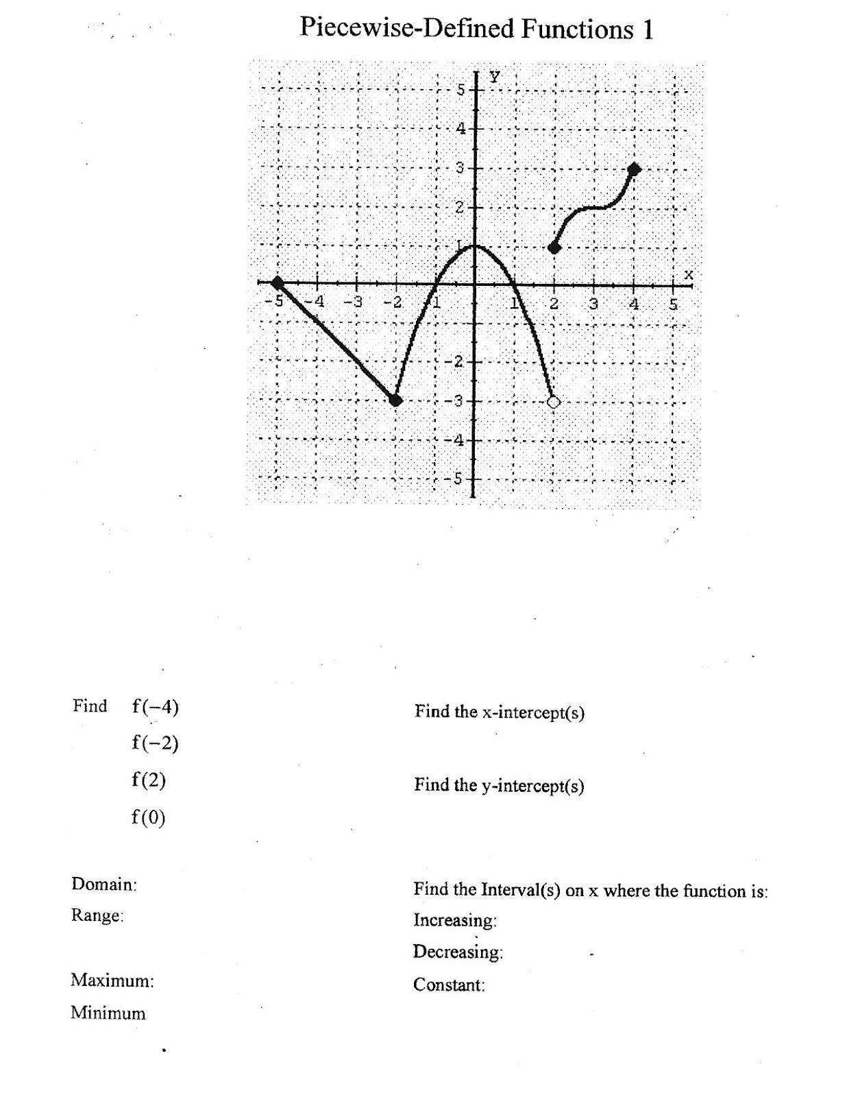 Mr. Suominen's Math Homepage: September 2012