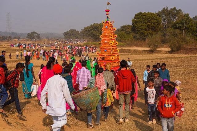 tusu festival in Jharkhand