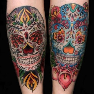 tatuaje calavera 3