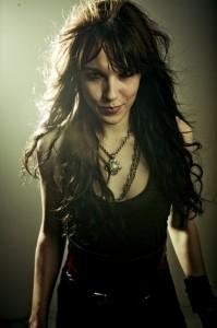 Rock goddess of the month lzzy hale of halestorm - Lzzy hale boyfriend ...