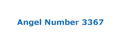 angel number 3367