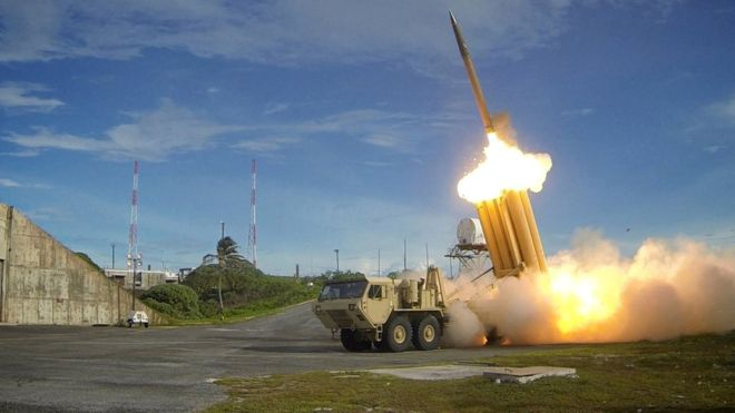 US to sell $15bn THAAD missile defence to Saudi Arabia