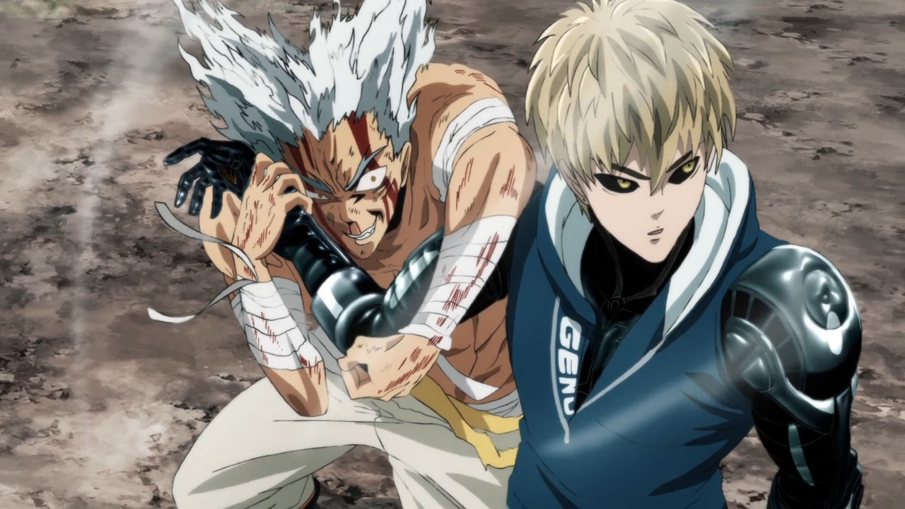 My Shiny Toy Robots Anime Review One Punch Man Season 2
