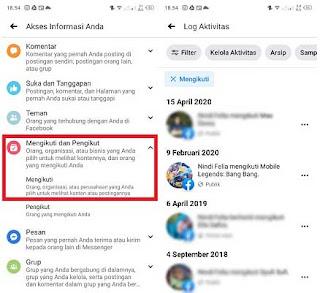 Cara Melihat Orang Yang Kita Ikuti Di Facebook Android