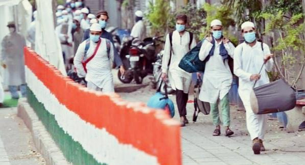 RSS and BJP ne milkar jamatiyon par kiya hamla, jamatiyon ka sach,
