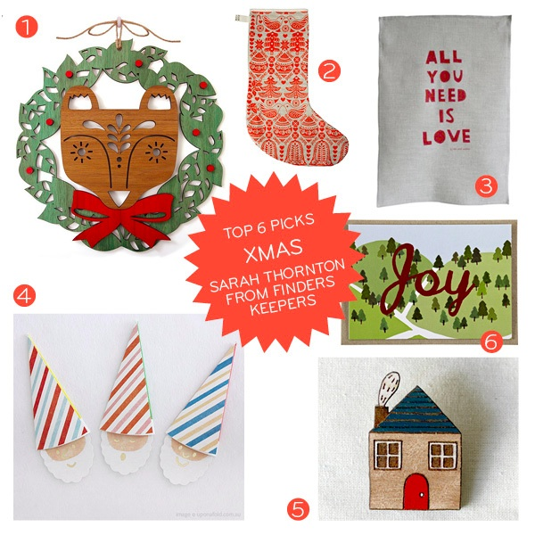 Finders Keepers Gift Guide