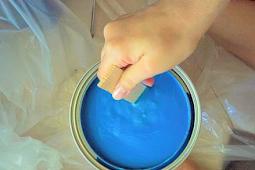 Hvordan tynne latex Paint