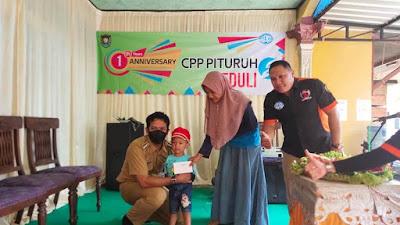 CPP Pituruh Peduli Gelar Tasyakuran