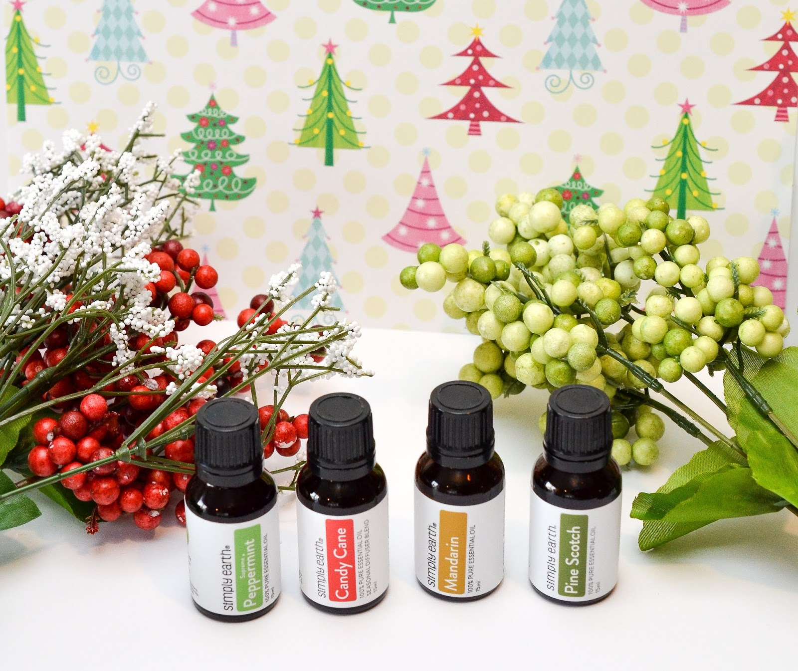 DIY Gifts with the Simply Earth December Essential Oil Box