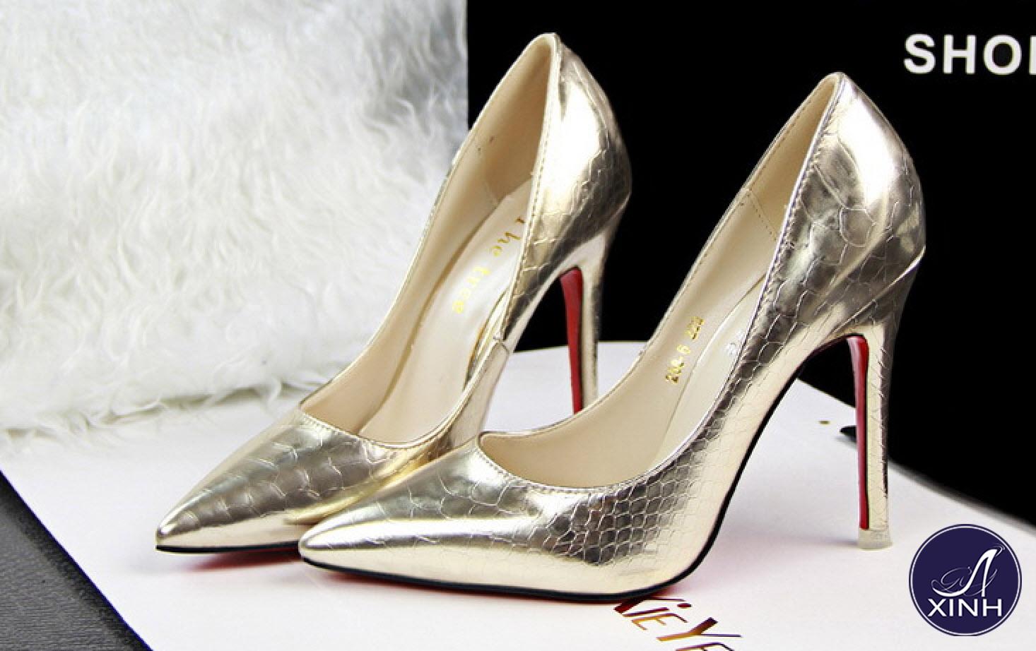 Giày cao gót cho học sinh - Mua giày cao gót