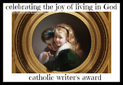 Catholic Writer's Award 2013
