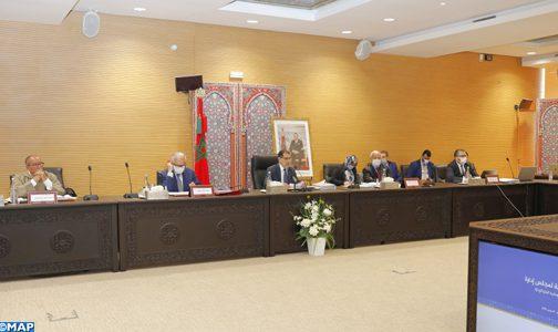 رئيس الحكومة يترأس اجتماع مجلس إدارة المدرسة الوطنية العليا للإدارة