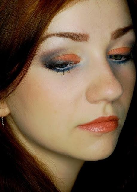 makijaż , aliexpress, makeup , make u p , metamorfoza , blog, kosmetyki, revolution, farbki do brwi , kolorowy , wiosenny , jesienny