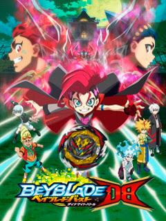 Assistir Beyblade Burst: Dynamite Battle (2021) Online