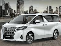 7 Keuntungan Memilih Mobil Alphard untuk Kendaraan Keluarga