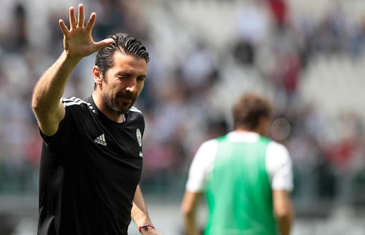 """Buffon: """"Ponosan sam što ostajem u Juventusu"""""""